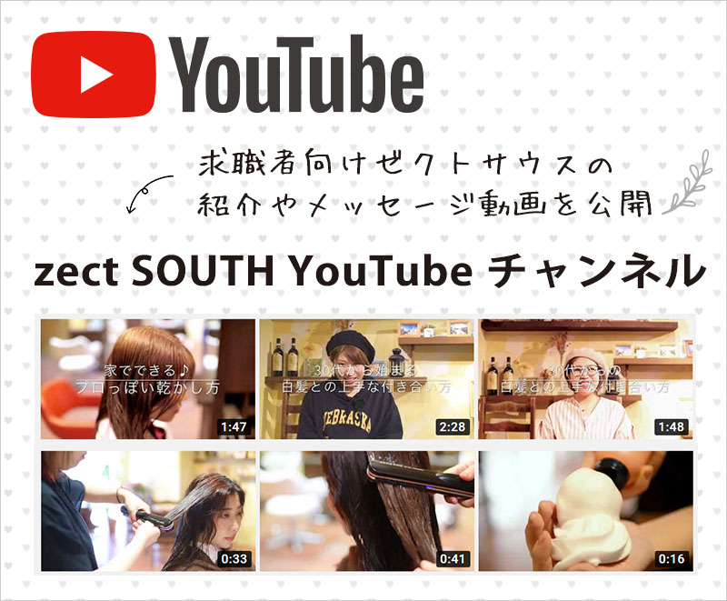 zect SOUTH youtube