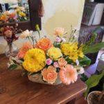 6月の月いち花屋さん