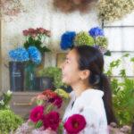 花とあなたの瞬間を